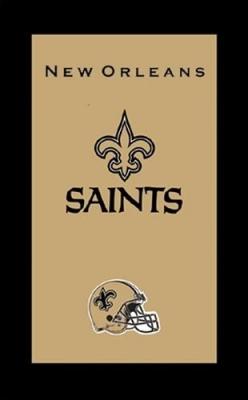 New Orleans Saint NFL Handtuch