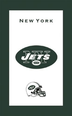 New York Jets NFL Handtuch