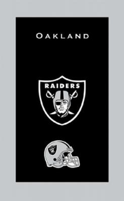 Oakland Raiders NFL Handtuch