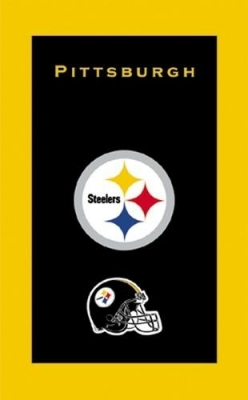 Pittsburgh Steelers Handtuch