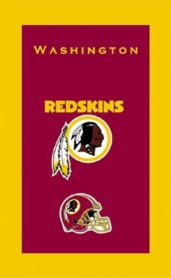 Washington Redskins Handtuch