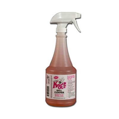 Knockout Ball Cleaner 32oz