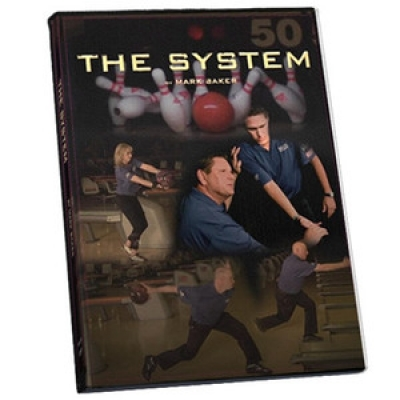 Mark Baker The System DVD