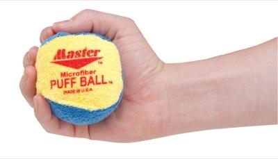 Puff Balls - Grip Ball