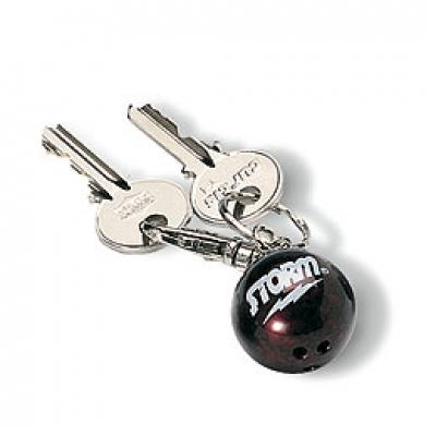 Bowling Ball Schlüsselanhänger