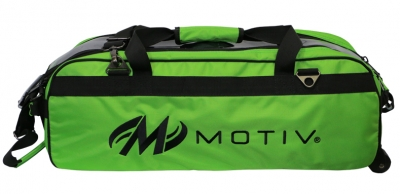 Ballistix 3 Ball Tote Lime