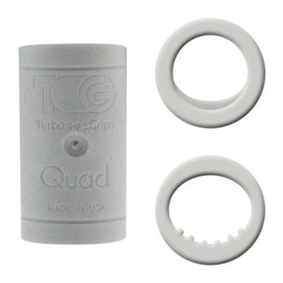 Fingereinsatz Quad 2 Weiß