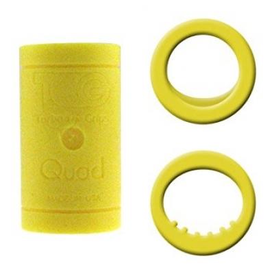 Fingereinsatz Quad 2 Gelb