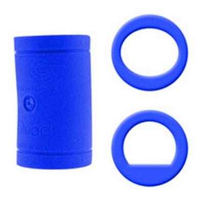 Fingereinsatz Quad Classic Blau