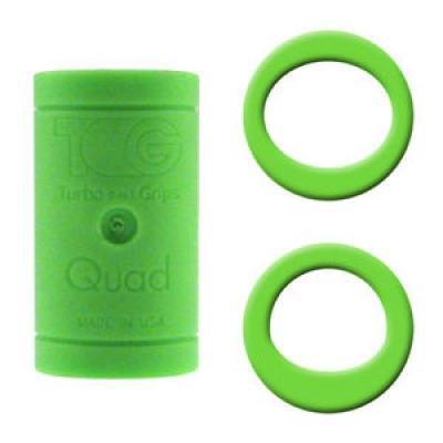 Fingereinsatz Quad Grün