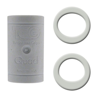 Fingereinsatz Quad Weiß
