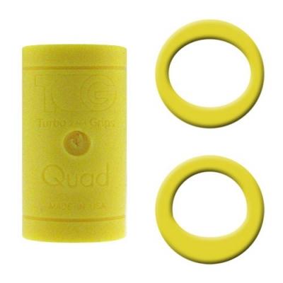 Fingereinsatz Quad Gelb