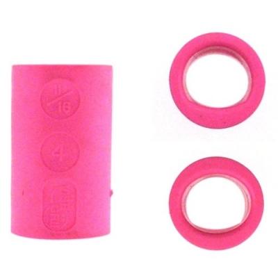 Fingereinsatz Oval & Power Oval Pink