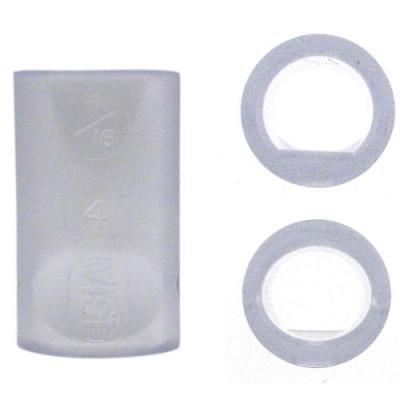 Fingereinsatz Power Lift & Oval Clear