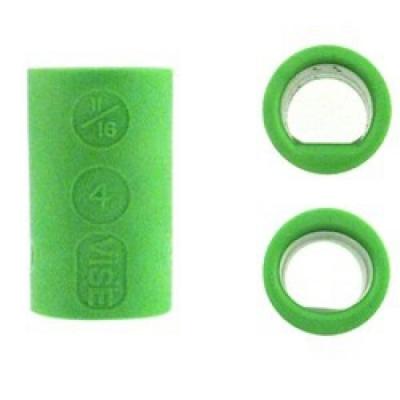 Fingereinsatz Power Lift & Oval Grün