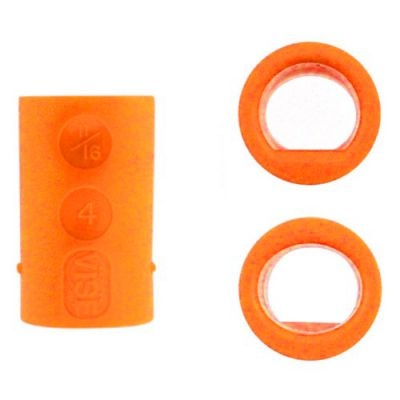 Fingereinsatz Power Lift & Oval Orange