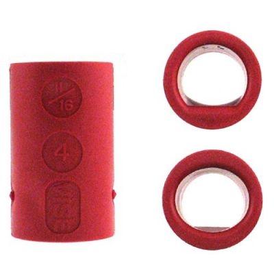 Fingereinsatz Power Lift & Oval Rot