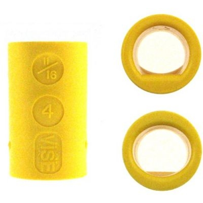 Fingereinsatz Power Lift & Oval Gelb