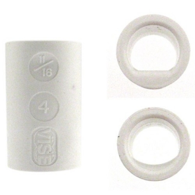Fingereinsatz Power Lift & Semi Weiß