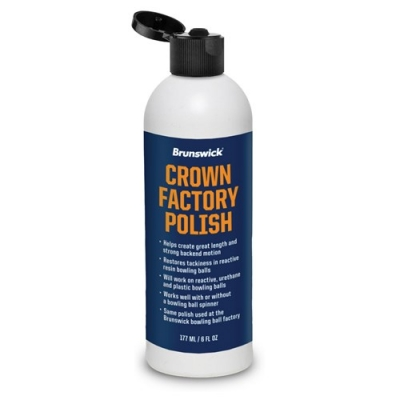 Crown Factory Finish Polish 6oz Politur