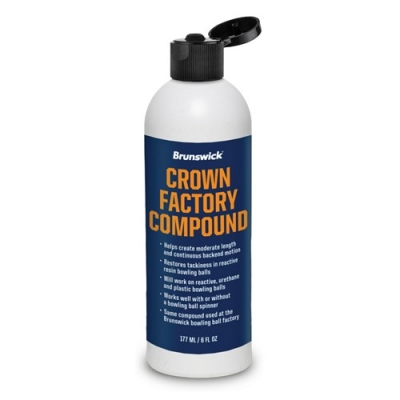 Crown Factory Compound 6oz Politur