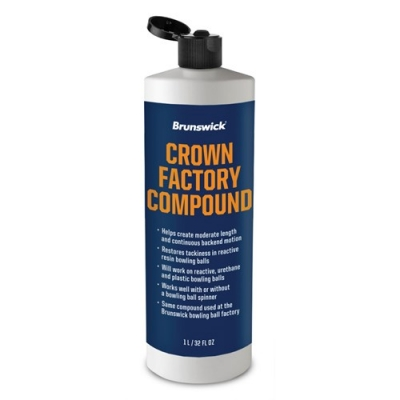 Crown Factory Compound 32oz Politur
