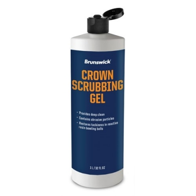 Crown Scrubbing Gel 32oz Intesiv Reiniger
