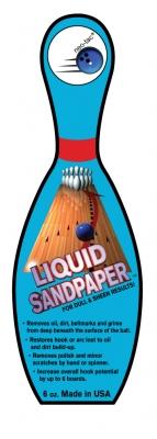 Liquid Sandpaper 6oz
