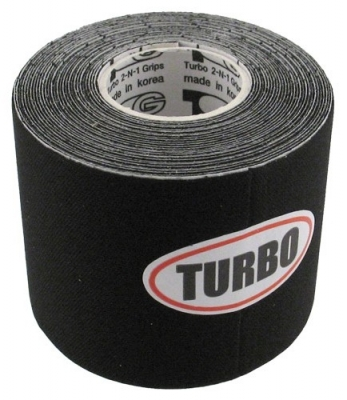 Black Patch Tape Roll