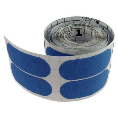 F125 Quick Release - Fitting Tape - 1 Rolle á 100 Stück - Vorgeschnitten - Blau