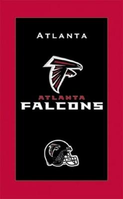 Atlanta Falcons Handtuch