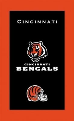 Cincinnati Bengals Towel Handtuch