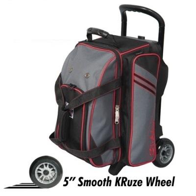 Lane Rover LR2 Double Roller Grau/Schwarz/Rot