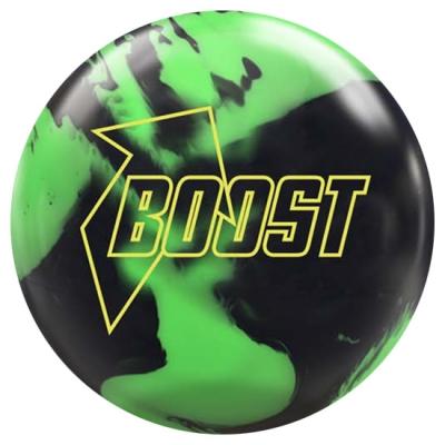 Boost - Schwarz/Grün - Pearl