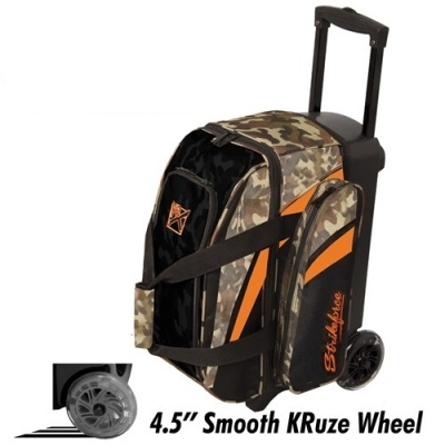 Cruiser Smooth - Double Roller - Camo