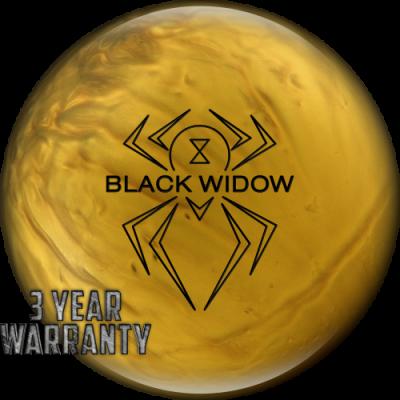 Black Widow - Gold
