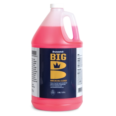 Big B Bowling Ball Reiniger Cleaner 1 Gallon