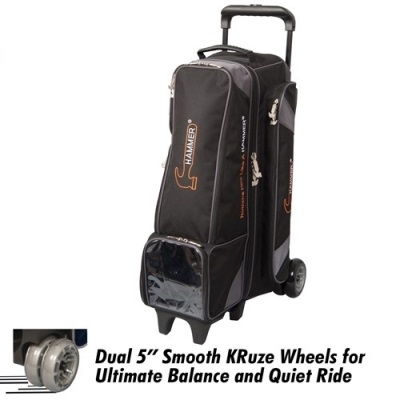 Diesel - 4 Ball Inline Roller - Schwarz/Karbon