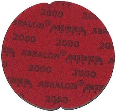 Abralon Schleifpad Set 2000 Grit bestehend aus 3 Pads