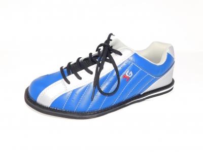 Kicks - Blau/Silber