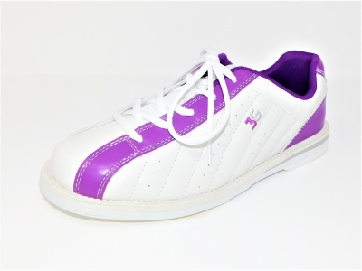 Kicks - Weiß/Lila