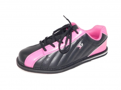 Kicks - Schwarz/Pink