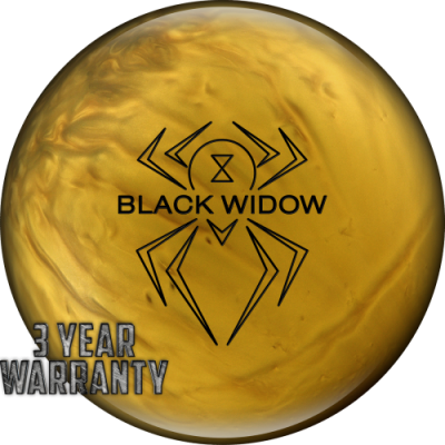 Black Widow - Gold