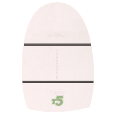 THE 9 Traction Sole #5 Smooth White Size 13-15