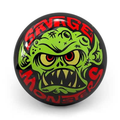 Dave Savage Monsters Funball