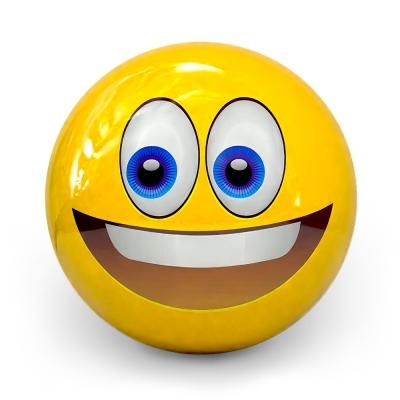 Dave Savage Smiley Funball