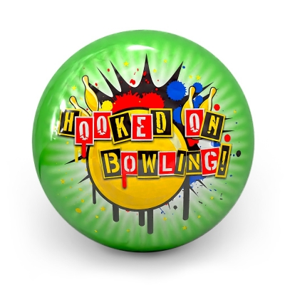 Attitude Hooked On Bowling