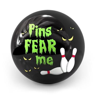 Attitude Pins Fear Me