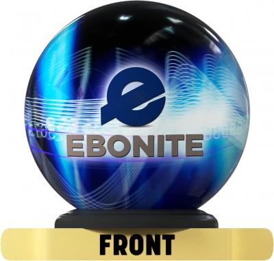 Brand Balls Ebonite