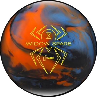 Black Widow - Spare - Blau/Orange/Rauch